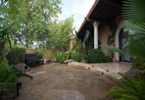 Scottsdale Luxury Home Courtyard Entry