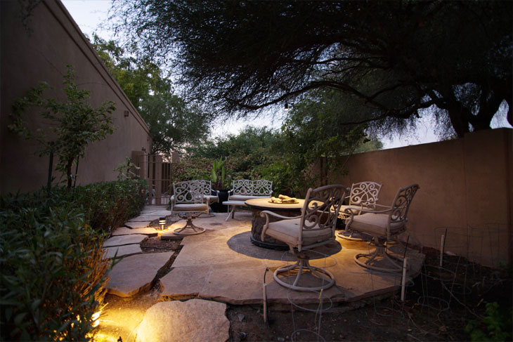 Scottsdale Luxury Home Patios