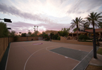 Scottsdale Luxury Home Sports Court